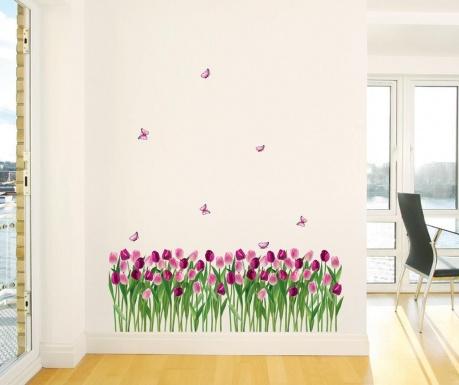 Naklejka Dreaming Tulips