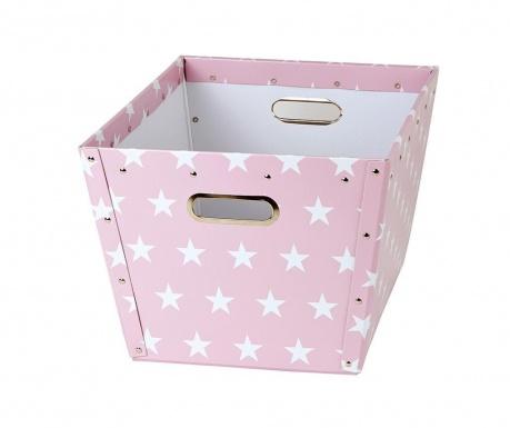 Cutie pentru depozitare Ajax Stars Pink M