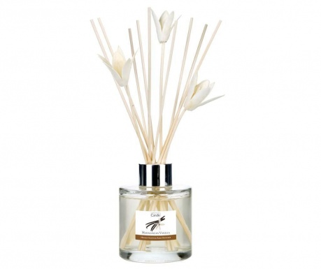 Difuzer s eteričnim uljima i štapići Elegance Madagascar Vanilla 100 ml
