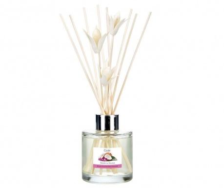 Difuzer s eteričnim uljima i  štapići Elegance Tropical Island 100 ml