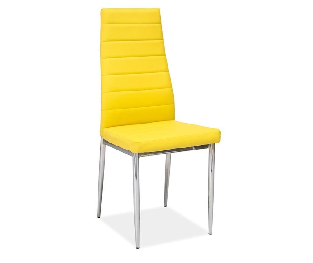 Καρέκλα Berta Yellow