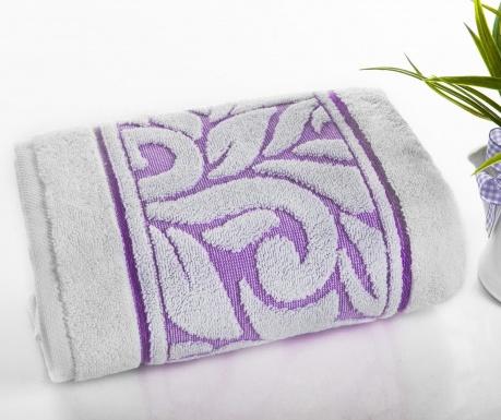 Ręcznik kąpielowy Ahsen Lilac 50x90 cm