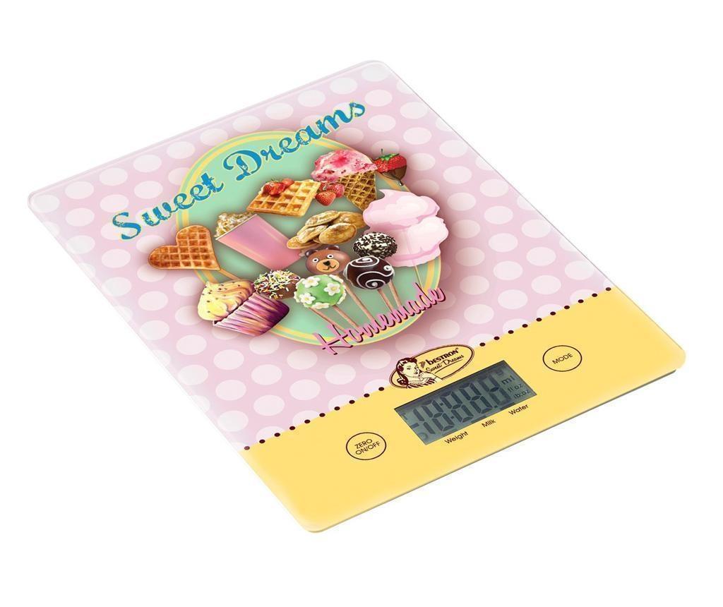 Sweet Dreams Digitális konyhai mérleg