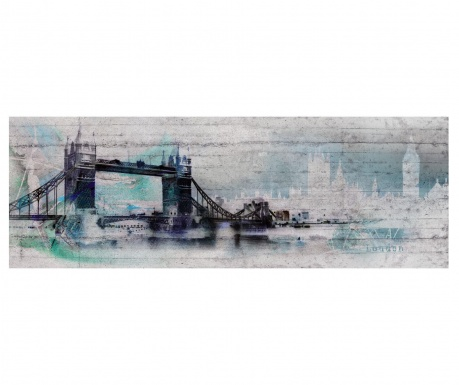 London Fotótapéta 127x368 cm