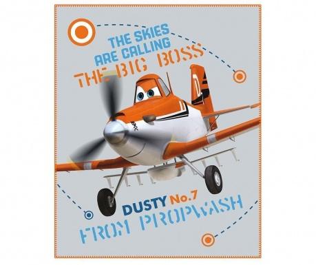 Disney Planes Aircraft Pléd 110x140 cm