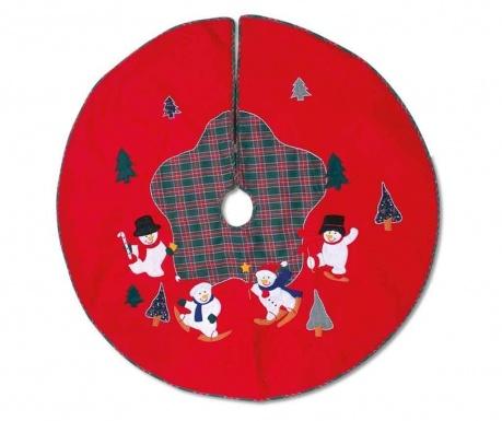 Snowman Védőszőnyeg karácsonyfa alá