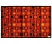 Covoras de intrare Funky Red 50x70 cm