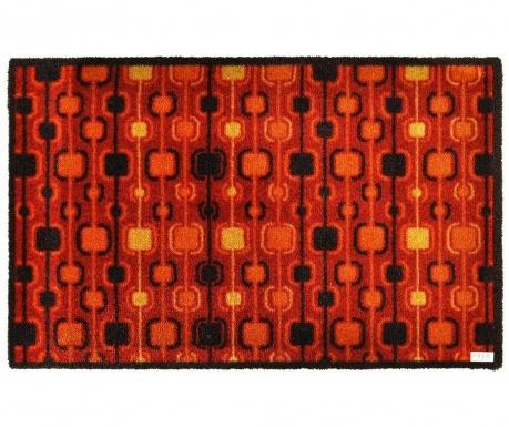 Predpražnik Funky Red 50x70 cm