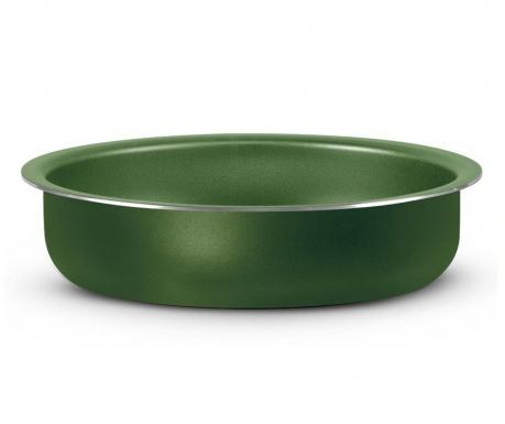 Tava de copt Total Round Green