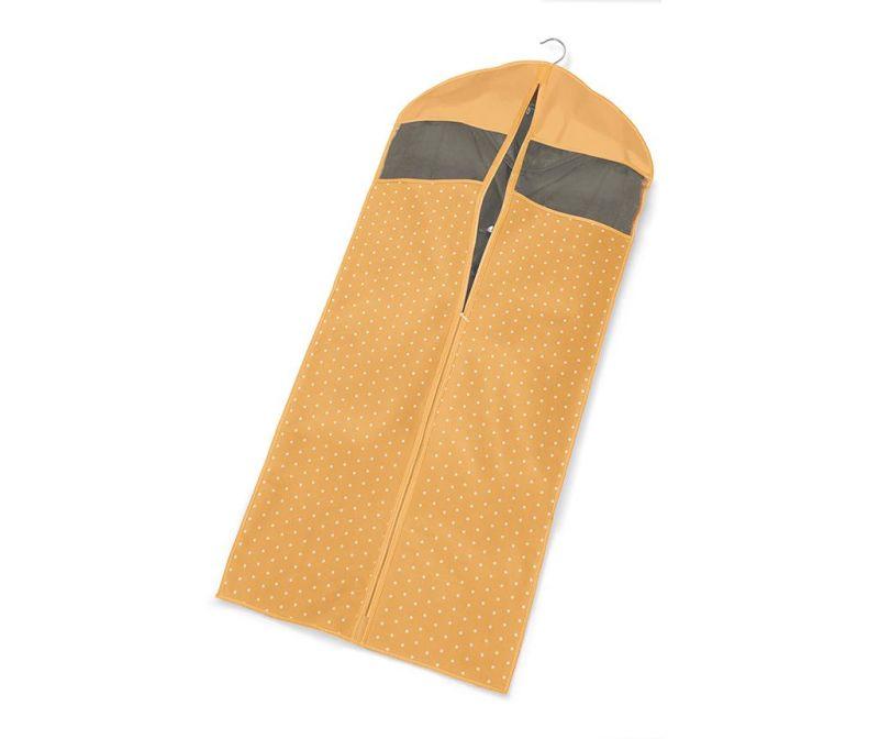 Husa pentru haine Vintage Orange 60x137 cm