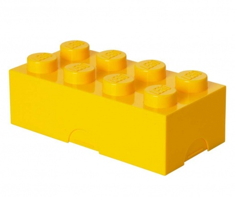 Kutija za užinu Lego Yellow