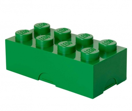 Obedár Lego Dark Green