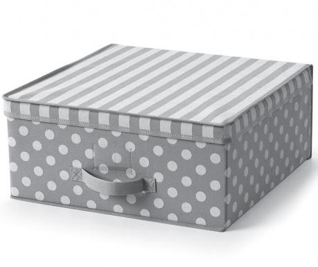 Skladovacia krabica s vekom Lines&Dots M