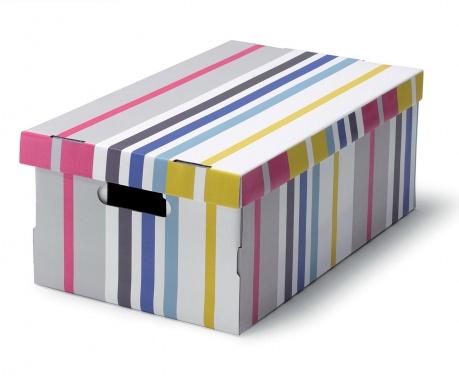 Skladovacia krabica Stripes