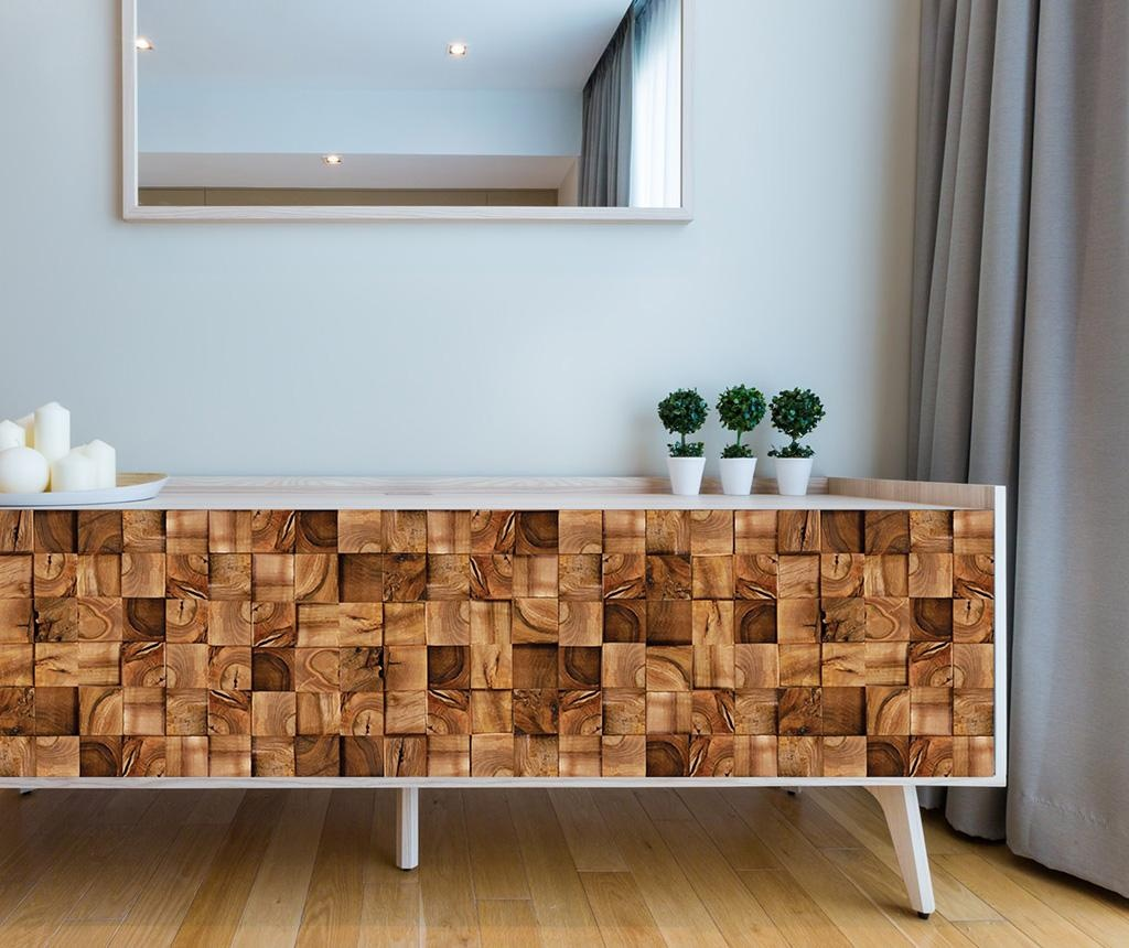 Square Timber Matrica