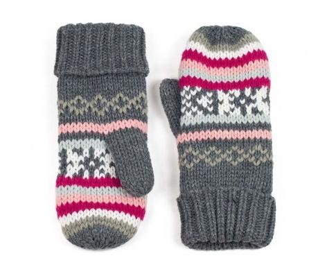 Rękawiczki damskie Maomi Pink