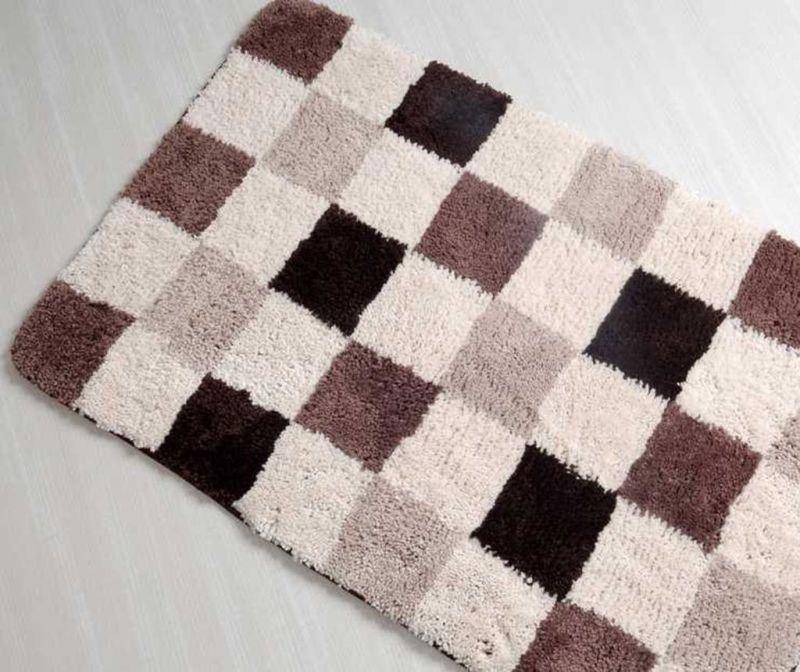 Set 2 tepiha za kupaonicu Montana Brown Mini