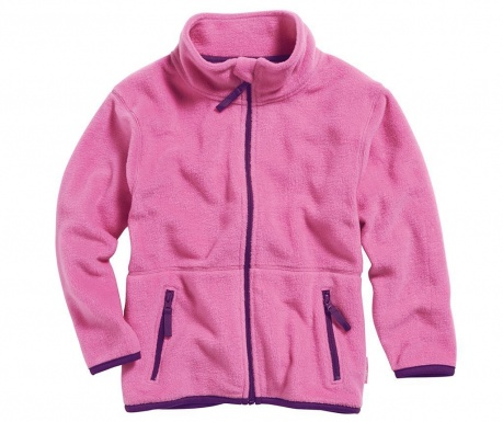 Jacheta copii Perfect Pink 18-24 luni