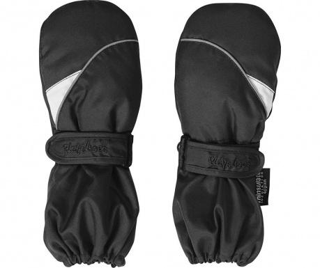 Dětské rukavice Mountain Black 3 r.