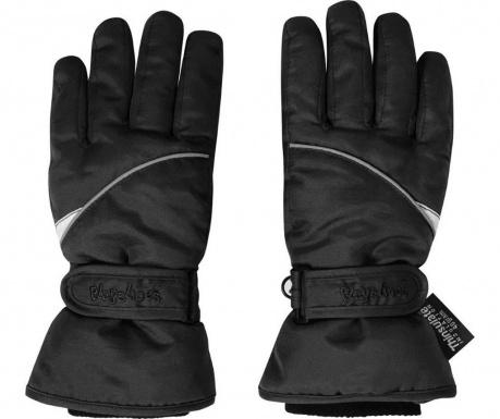 Otroške rokavice Five Fingers Black 3 let