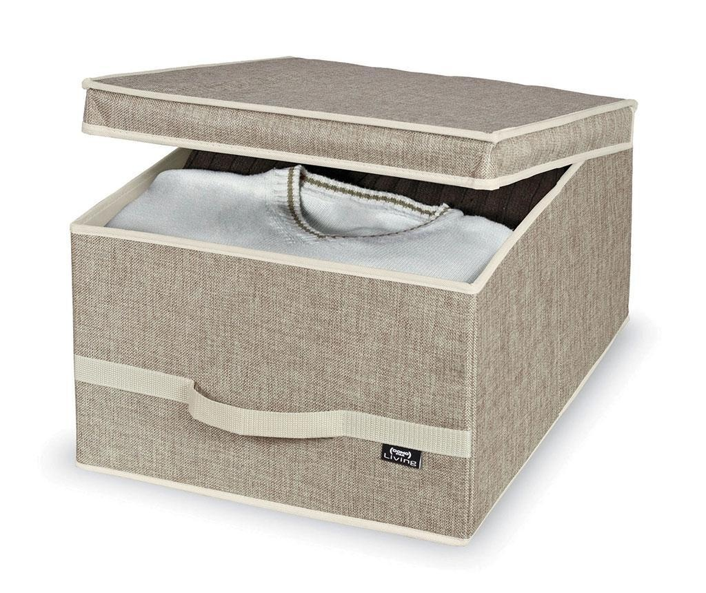 Cutie cu capac pentru depozitare Maison M