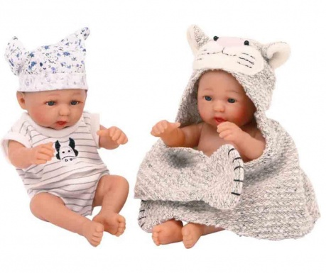 Комплект 2 кукли с аксесоари Bob & Dylan