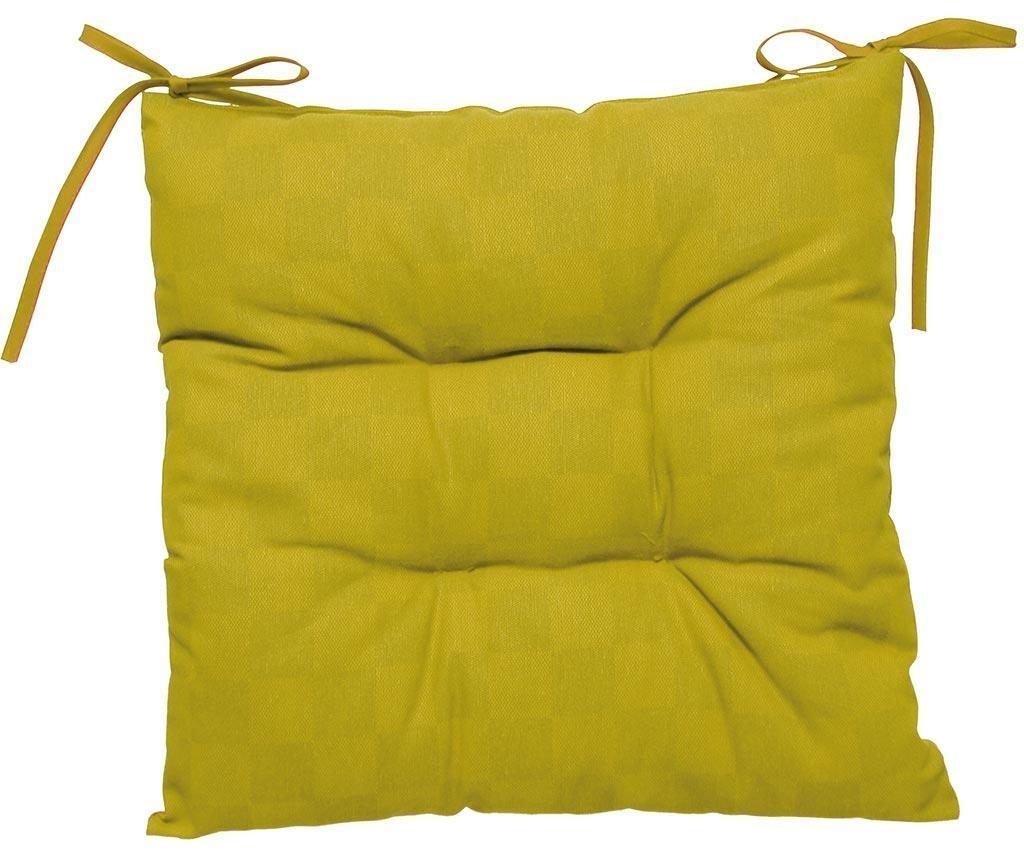 Sedežna blazina Paxton Green 43x43 cm