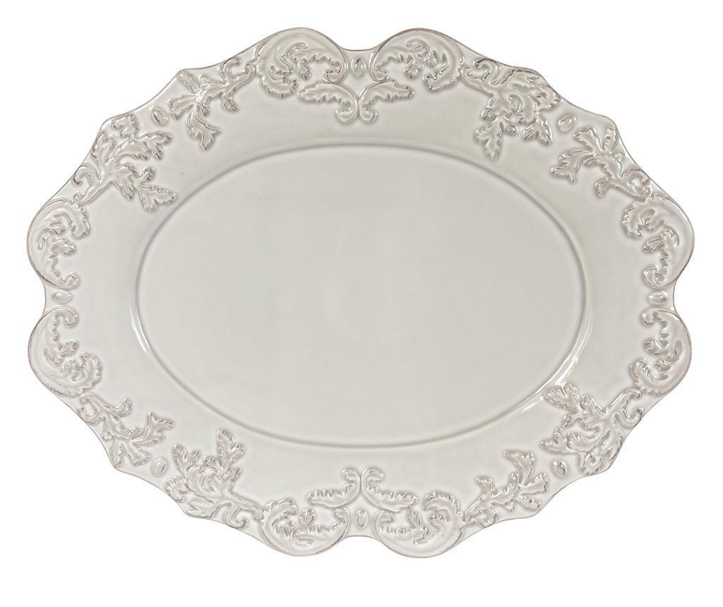 Oval Trianon Grey Tál