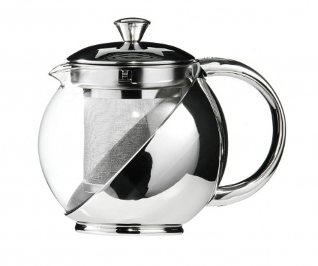 Teapot with infuser Silclear 500 ml