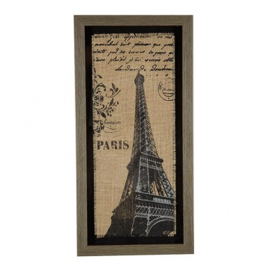 Tablou Old Paris 30x60 cm