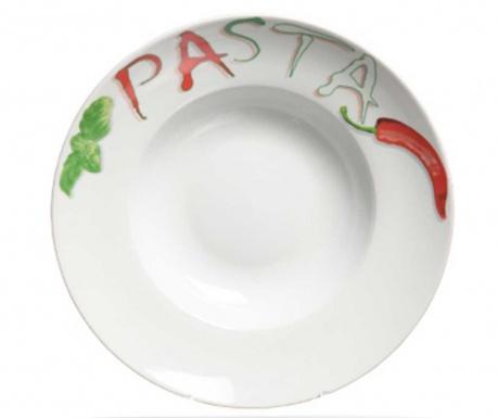 Pepper Tésztás tányér
