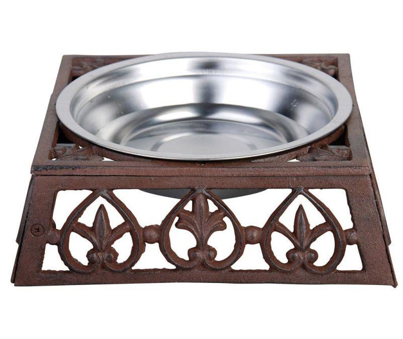 Set zdjela za hranu kućnih ljubimaca i držač Hearts