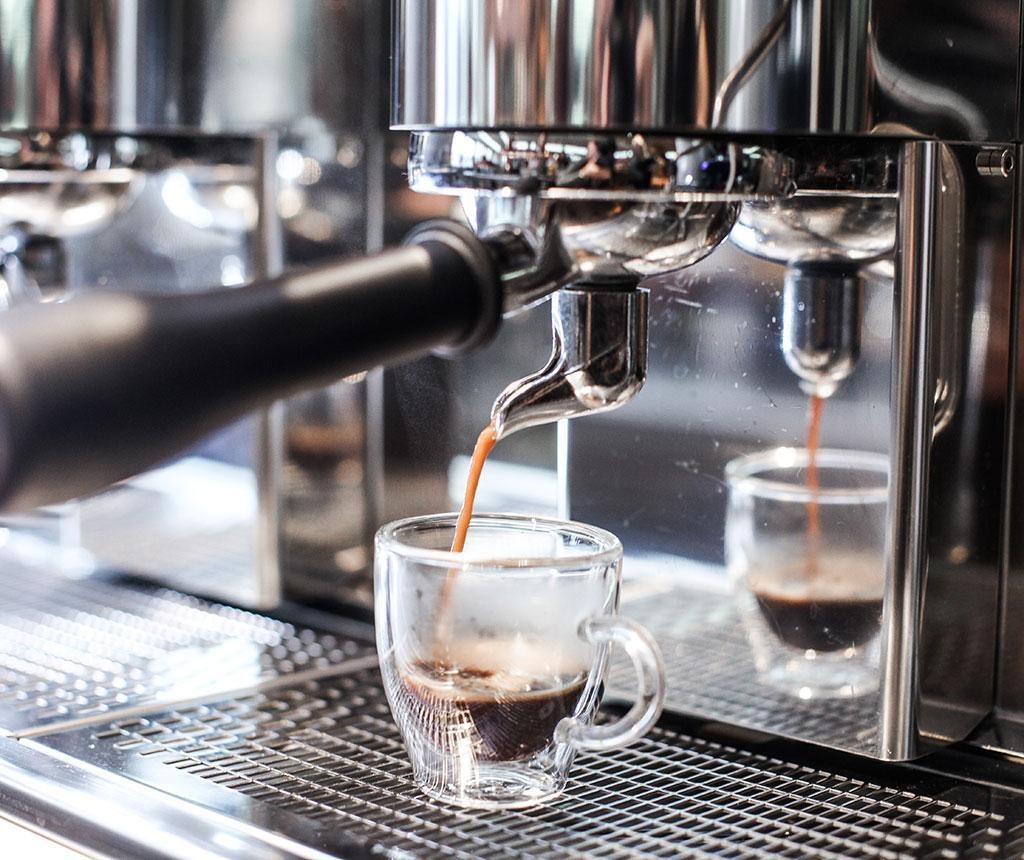 Doubled Espresso 2 db Csésze és 2 db kistányér 50 ml