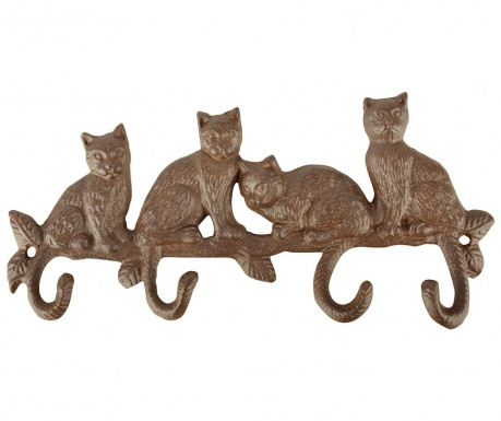 Wieszak Cats