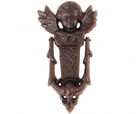 Dekoracja na drzwi z kołatką Angel