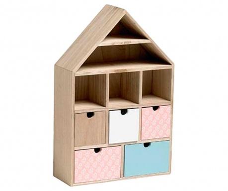 Шкафче за бижута House Peach