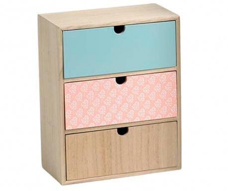 Шкафче за бижута Luana Peach