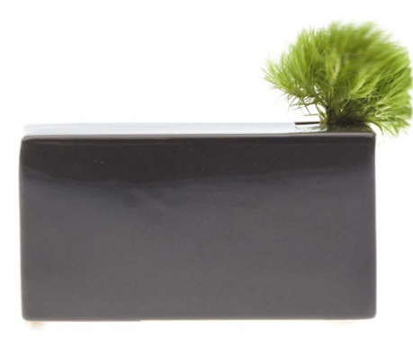 Vaza Cube Long Charcoal