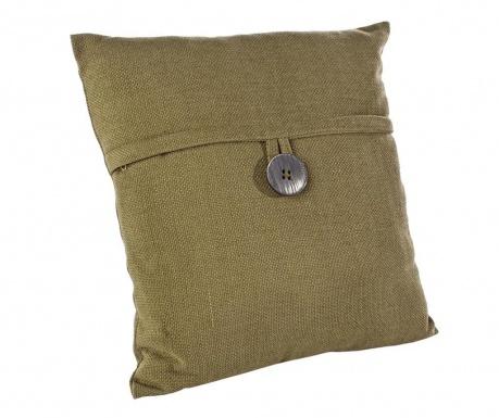 Poduszka dekoracyjna Button Moss 45x45 cm