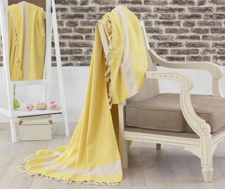 Přehoz Elmas Yellow 200x240 cm