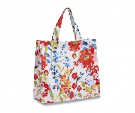 Flower Life Vízhatlan bevásárlótáska S