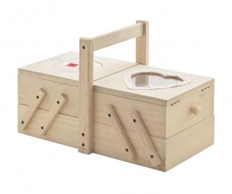 Cutie pentru accesorii de cusut Grembla