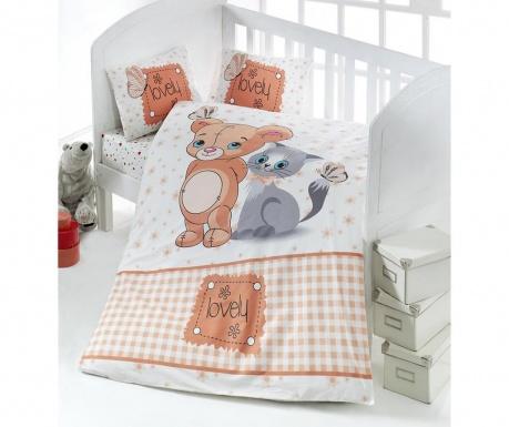 Otroška posteljnina Ranforce Lovely Pets