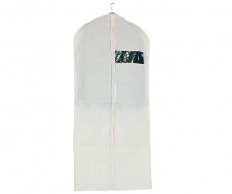 Husa pentru haine Natural White