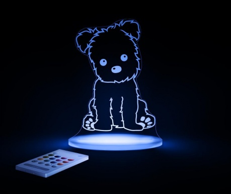 Lampa de veghe Puppy