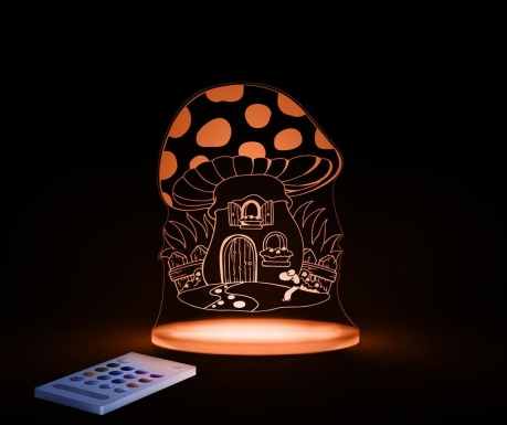Lampa de veghe Toad