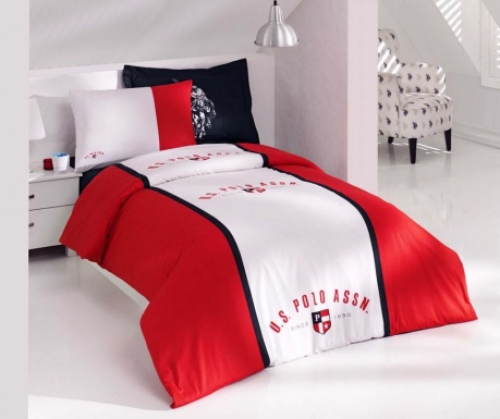Спално бельо Single Percale Supreme Polo