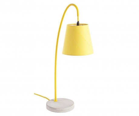Lampa Parabola Yellow