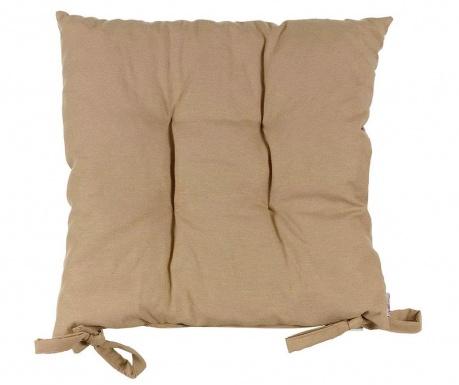 Възглавница за седалка Pure Taupe 37x37 см