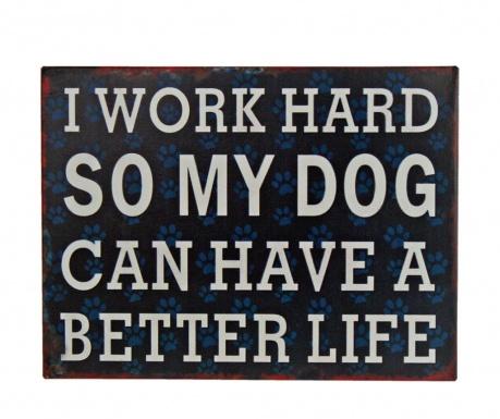 Better Life Fali dekoráció
